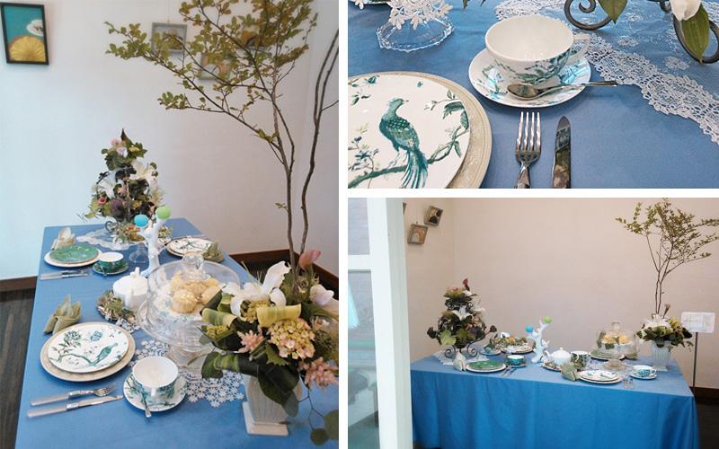 テーブルレシピのテーブルコーディネート写真集