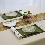 鳳凰テーブルランナー(セット商品)