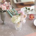 桜の開花宣言@テーブルレシピ