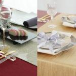 クリスマスのテーブルコーディネート
