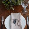 食卓にナプキンをお使いですか?