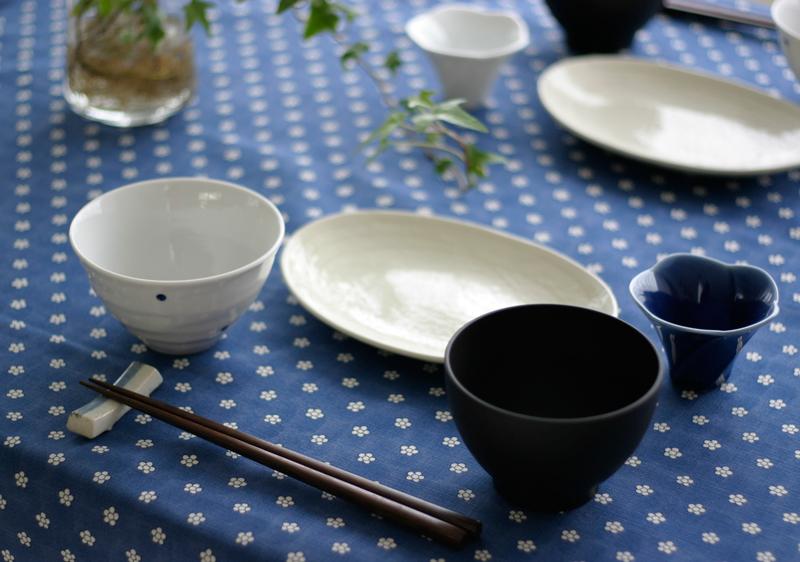 時には和食で〜お箸のあるコーディネート〜