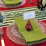 クリスマス&お正月のテーブルコーディネート♪