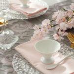 春のテーブルコーディネートレッスンを開催します!